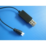 Cable USB de recharge