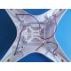 Fuselage complet blanc pour Syma X5SW