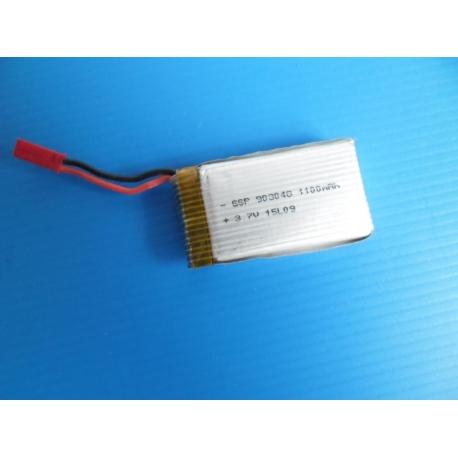 Batterie 3.7 V 1100 mah 903048