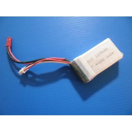 Batterie 7.4 V 1000 mah 25C