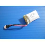 Batterie 3.7 V 180 mah 651723