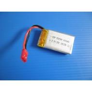 Batterie neuve 3.7 V 600 mah 852540