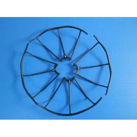 Lot de 4 protections neuves pour hélices de GPTOYS H2O Aviax