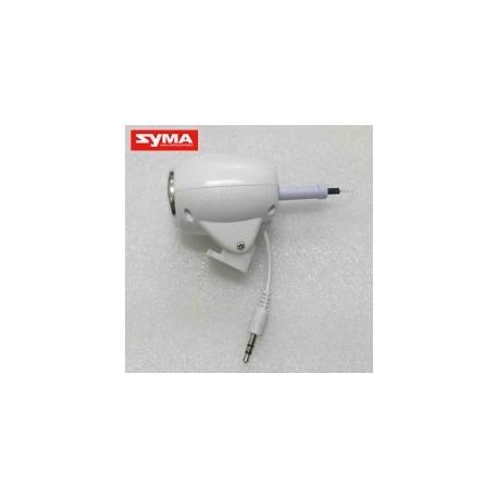 Caméra neuve HD 2MP blanche WIFI FPV pour Syma X8
