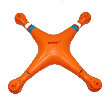 Fuselage complet orange pour Syma X8