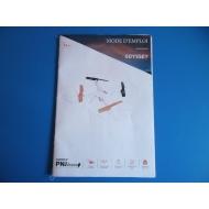 Notice papier Drone PNJ Odyssey