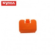 Trappe à batterie orange pour Syma X8