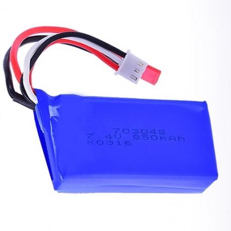 Batterie neuve 7.4 V 850 mah 703048