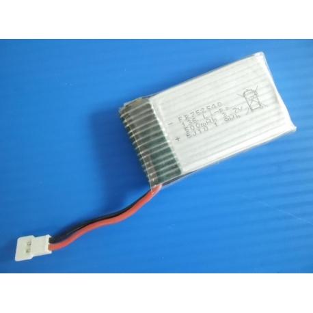 Batterie neuve 3.7 V 500 mah 752540