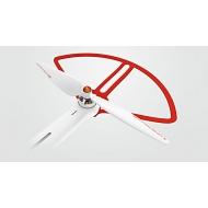 Lot de 4 protections neuves blanches pour hélices de XIAOMI Mi Drone