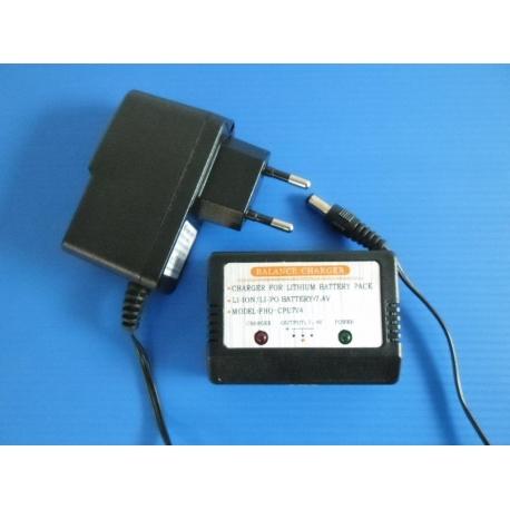 Chargeur d'origine 7.4V pour MJX X102H