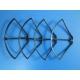 Lot de 4 protections pour hélices de JJRC X1